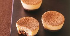 These easy, bite-sized cheesecakes full of Baileys Irish cream are made in just 20 minutes using store-bought chocolate cake.