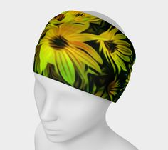 """Headband+""""Spring+Explosion+Headband""""+by+Scott+Hervieux+Photography,+Art,+and+More"""