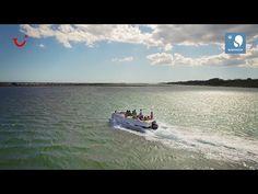 Robinson Club Quinta da Ria TUI au Portugal à partir de 999.00 € TTC. Blotti dans le magnifique parc naturel de Ria Formosa, refuge de nombreux oiseaux en front de mer, ce club vous invite à pratiquer de nombreuses activités sportives dont le golf, ainsi qu'à vous détendre au bord de sa magnifique piscine ou dans son centre de bien-être.