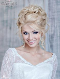 Picture # 1017 A large collection of best hairstyles for women in 2015 (more than images) Wedding Tiara Hairstyles, Bridal Hair Updo, Wedding Updo, Bride Hairstyles, Cool Hairstyles, Bridal Makeup Images, Mother Of The Bride Hair, Bridal Hair Inspiration, Bombshell Beauty