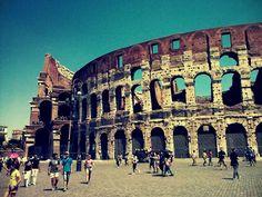 Roma città eterna ♡