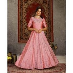 Buy Gowns - Discover the wide range of designer gowns online Churidar, Anarkali, Salwar Kameez, Indian Ladies Dress, Indian Gowns, Party Wear Gowns Online, Party Gowns, Ethnic Gown, Indian Ethnic Wear