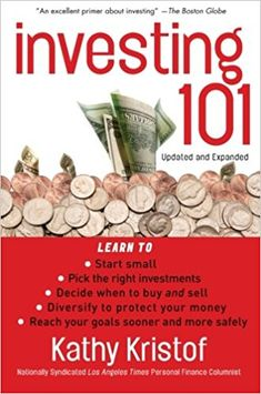 """Read """"Investing by Kathy Kristof available from Rakuten Kobo. People wanting basic advice about stocks, bonds, mutual funds, retirement planning, and tax strategies are often frustra. Retirement Planning, Financial Planning, Accounting Books, College Savings Plans, Savings And Investment, Information Overload, Book Folding Patterns, Investing In Stocks, Finance"""