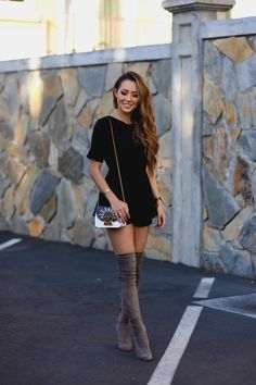 Over-The-Knee Boots - Hapa Time