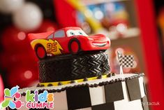Cars Cumpleaños Birthday Party