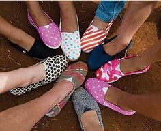 It's pretty cool,Toms Shoes OUTLET,same company,lots of sizes $18.95