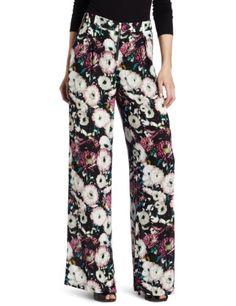 BCBGMAXAZRIA Women`s Landon Woven Sportswear Pant $89.96