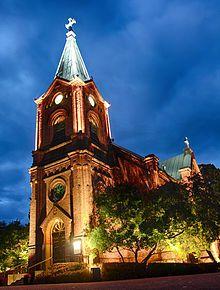 Jyväskylä City Church, Jyväskylä, Finland