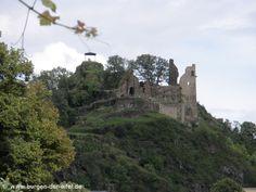 Burg Are in Altenahr  www.burgen-der-Eifel.de