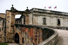 Fort San Cristobal ~ San Juan, Puerto Rico