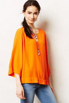 Leyden Top #anthropologie