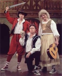 Reduced Shakespeare Company - these guys know what's up!