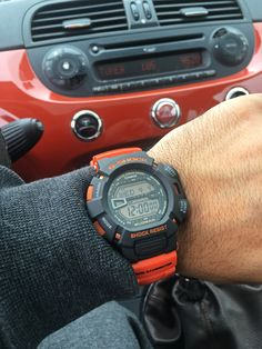 G Shock Watches, Casio G Shock, Cool Watches, Casio Watch, Japanese, Awesome, Outfits, Design, Products