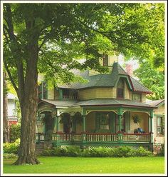 Victorian Homes!
