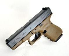 "Glock 23 Gen 4 Dark Earth Two-Tone .40 S&W 4"" [New in Box] $549.99 