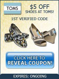 I wonder if it's true | Toms shoes