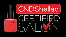 Vuoi diventare CND Shellac Certified Salon? Certifica il CND SHellac Point! Con CND Shellac... The Power is in YOur Hands!