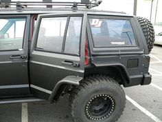 Click image for larger version. Name: Views: 10411 Size: KB ID: 114299 Jeep Xj Lift, Jeep Xj Mods, Jeep Wj, Jeep Truck, Jeep Grand Cherokee Zj, Black Jeep, Old Jeep, Cool Jeeps, Expedition Vehicle
