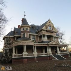 149 Mcdonough Jackson, GA 30233 The current foreclosed upon and uncared for state of the Carmichael House 3/10/14