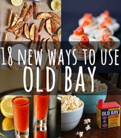 From kale chips to fried pickles, some new and delicious ways to use Old Bay!