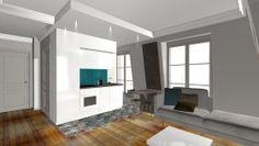 repenser une entr e et un espace repas la maison france 5 rubrique changer emission du 01. Black Bedroom Furniture Sets. Home Design Ideas