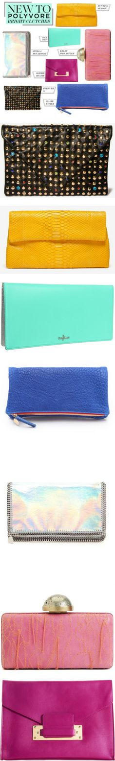 7 Bright Clutches Worth, Well, Clutching