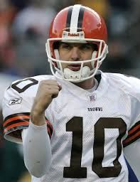 QB Kelly Holcomb - Cleveland Browns