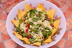 Chili, Tacos, Mexican, Ethnic Recipes, Food, Cilantro, Meal, Chile, Essen