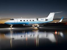 #FeaturedListing 1970 Gulfstream IISP available at www.Trade-A-Plane.com listing number 2288985 #aircraftforsale #gulfstream #tradeaplane