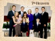 7th Heaven - TV family drama centering on a minister, his wife and their seven children.