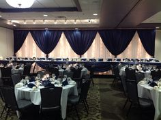 Canadian Honker Events at Apace, Rochester MN #weddings #decor #headtable #backdrop