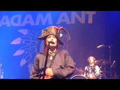 Adam Ant – Press Darlings – Roundhouse 18/12/16  http://punx.uk/adam-ant-press-darlings-roundhouse-181216/
