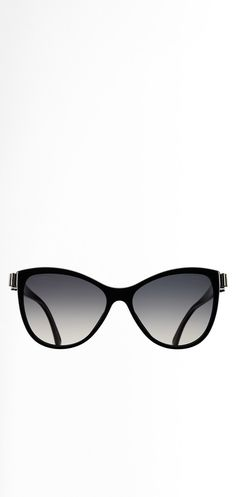 1d4717b9cf Butterfly acetate sunglasses with... - CHANEL Chanel Official Website