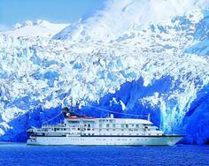 An Alaskan cruise...