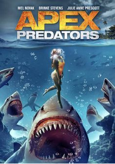APEX PREDATORS (2021) Preview and release news for Los Angeles shark attack movie - MOVIES and MANIA