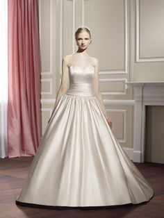 Moonlight Collection Bridal Gown Style - J6313