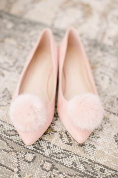 LC Lauren Conrad Runway Collection Pom Pom Flats | Kohls.com
