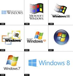 The Windows Logo Has Gone Through Many Changes Years But Its Still A