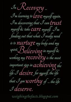 Going It Sober .and In the News: Oct. 2015 - Readings in Recovery: Step by… Sober Quotes, Sobriety Quotes, Divorce, Best Friend Quotes Meaningful, Meaningful Sayings, Addiction Recovery Quotes, Happy Wife Quotes, Alcoholism Recovery, Celebrate Recovery