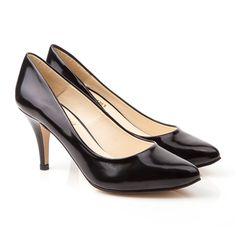 7b285ce91be Tara black faux leather court vegan shoes  vegan  ethical  fashion  www.beyondskin.co.uk