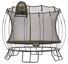 A safer trampoline for your kids | We're intrigued by the smart design behind Springfree Trampolines