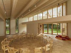Hörler Architekten Doppelkindergarten