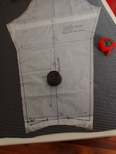 legging sew along and pattern drafting