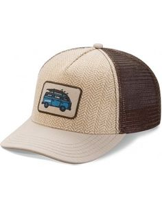 Dakine Rockaway trucker cap - brown