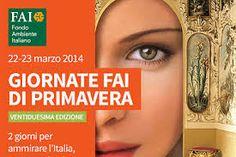Da più di 20 anni le #Giornate FAI di Primavera sono organizzate in tutta Italia per far riscoprire agli abitanti la ricchezza e la bellezza dei luoghi chiusi al pubblico. Quest'anno le giornate saranno organizzate durante il fine settimana del 22 e 23 Marzo.  Anche in #Sardegna questa manifestazioni offre molti appuntamenti sparsi per tutta l'isola, andiamo a scoprire quali sono e come fare per visitarli http://www.ciaovalledoria.it/informazioni_ciao_valledoria_vacanze.php?num_riga=81