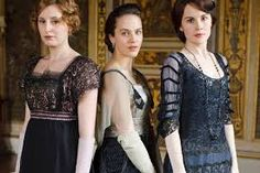 Crawley sisters of Downton Abbey: Laura Carmichael, Jessica Brown-Findlay and Michelle Dockery Lady Mary Crawley, Edith Crawley, Lady Sybil, Downton Abbey, Laura Carmichael, Jessica Brown Findlay, Michelle Dockery, Period Movies, Young Female