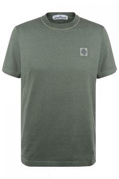 Stone Island Herren T-Shirt Olive | SAILERstyle
