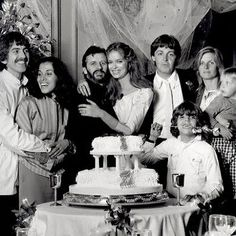 Today in 1981, Ringo Starr married Barbara Bach
