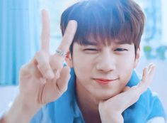 Wanna-One - Ong Seongwoo Korean Boys Hot, Ong Seung Woo, My Destiny, Seong, 3 In One, All Video, Love At First Sight, Cute Gif