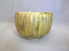 Andrew Davidson Porcelain Facetted Studio Pottery Bowl Pottery Marks, Pottery Bowls, Serving Bowls, Decorative Bowls, Pots, Porcelain, Ceramics, Studio, Tableware